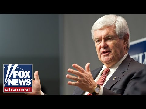 Newt Gingrich blasts Biden's economy, compares to Jimmy Carter