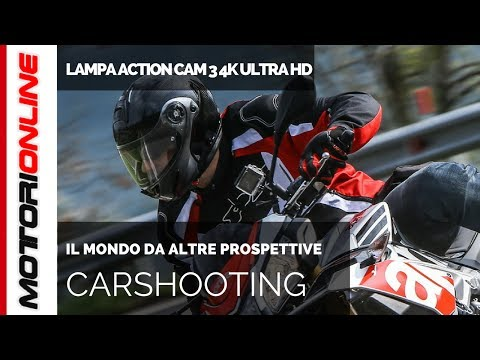 LAMPA Action cam 3 4K Ultra HD | Test