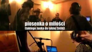 Johnny Trzy Palce - piosenka o miłości (takiego Janka do takiej Zośki)