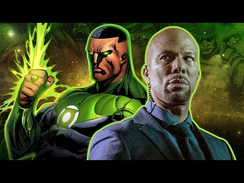 Common Open to Playing John Stewart (Again) in Green Lantern Corps