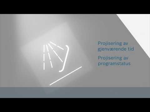 TimeLight – Bosch PerfectDry oppvaskmaskiner