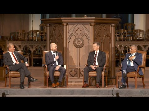 Panel Discussion: Battlefield Theologian - Reflecting on the Ministry of R.C. Sproul