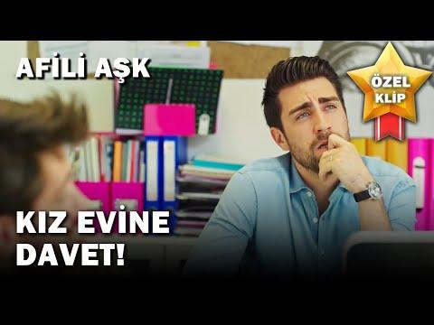 Kerem'e Ev Daveti! - Afili Aşk Özel Klip