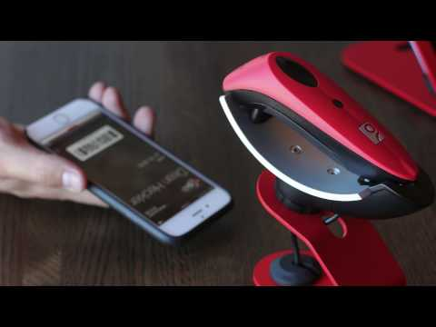Setting Up the Socket Mobile Barcode Scanner for iPad and Vend | HWVE100.005