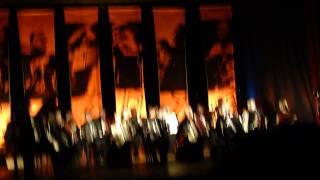 Música de Abertura do Show da Orquestra Sanfônica de Pato Branco