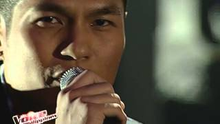 THE VOICE Philippines : RJ Dela Fuente 'I'll Stand By You' Live Performance