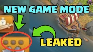 NEW LEAK: THIS IS the NEW GAME MODE for Clash of Clans Update! The Boat