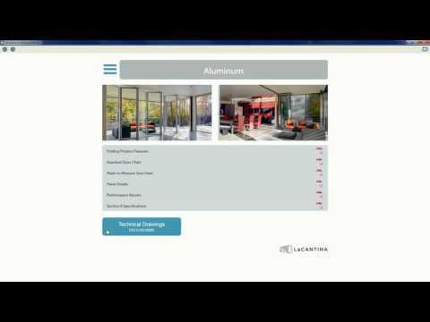 LaCantina Architectural Binder App