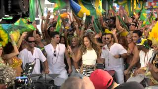We Are One (Ole Ola) [ Behind the Scenes Official] World Cup Song
