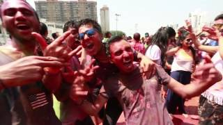 DJ PAPS / TUNE-TRONIC / JUGGY LIVE AT SPLASH HOLI PARTY