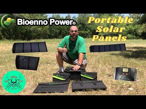 Portable Bioenno Solar Panels | Solar all the things!!