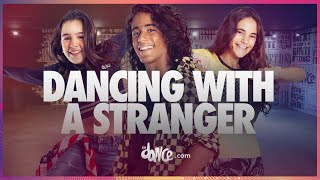 Dancing With A Stranger - Sam Smith, Normani | FitDance Teen (Coreografía Oficial)