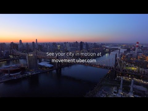 Introducing Uber Movement | Uber