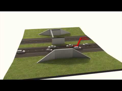 Strängbetongs system för broar