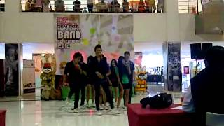 Octions - Insomnia live perform @ Discovery Shopping Mall Got Girlband & Boyband