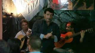"""Fado, Carlos Mendes, """"Sinal da Cruz"""""""