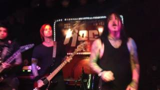 Escape The Fate - Remember Every Scar Live in Bangkok 2016