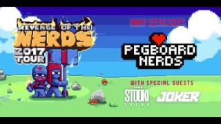 Pegboard Nerds w/ Stooki Sound and Joker | May 12th 2017