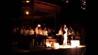 Ayamonte 2011 - Juan Santamaria com Banda do Samouco - Maria, la Portuguesa 9SET2011