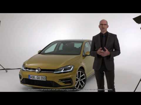 Discover Pro und Active Info Display im neuen VW Golf 2017