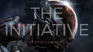 Mass Effect Andromeda Rap Song - The Initiative (EPIC) ►Daddyphatsnaps