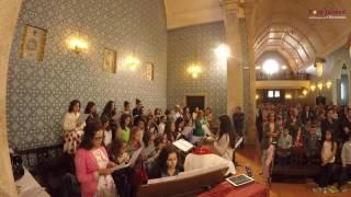 Glória, glória a Deus   Coro Juvenil de Oliveirinha