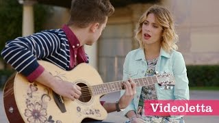 "Violetta 3 English: Vilu and Fede sing ""In my own world"" Ep.16"