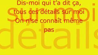 Luce (en duo avec Orelsan) La Machine lyrics
