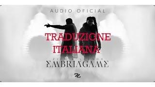 Zion & Lennox - Embriagame TRADUZIONE ITALIANA TESTO PAROLE SIGNIFICATO ITA KARAOKE vito vii