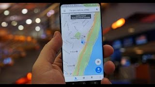 New Google Maps feature help you find out your car parked location