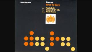 Storm - Time To Burn