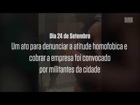 Manifestação denuncia homofobia em supermercado de Salvador