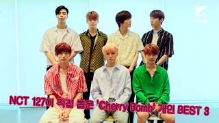 Let's Dance: Winners of NCT 127_'Cherry Bomb' Choreography Cover Contest