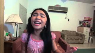 Chandelier   Sia by 9yo Cover by Bernice Shane QS