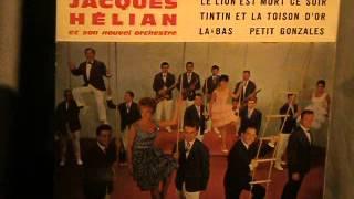 Jacques Hélian et son Nouvel Orchestre  Tintin et la Toison d'or  1962