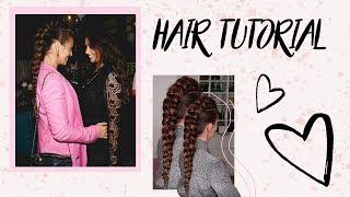 HAAR INVLECHT TUTORIAL!! | Laura Ponticorvo |