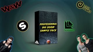 [Free] Big Room Sample Pack   Blasterjaxx, Hardwell, Olly James, W&W & Revaled Recordings Samples