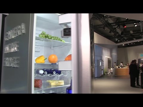 Camera in the Fridge – Home Connect App vernetzt Smartphone und Kühlschrank