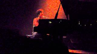 Benjamin Clementine Cornerstone La Cigale 2013 (extrait)
