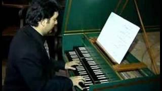 Carlos Seixas Sonata 3 Harpsichord Mario Marques Trilha