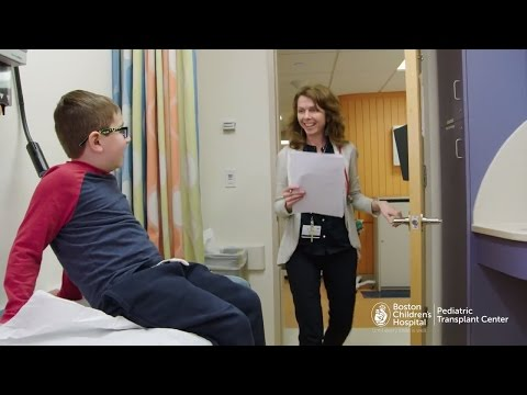 Caregiver Profile: Nancy Rodig, MD | Boston Children's Hospital
