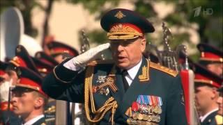I put Cheeki Breeki HardBass Anthem over a Russian Military Parade