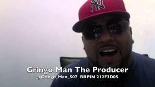 Gringo Man The Producer (Dices Que Te Vas)