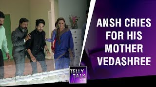 Ansh Cries For His Mother Vedashree   Nazar