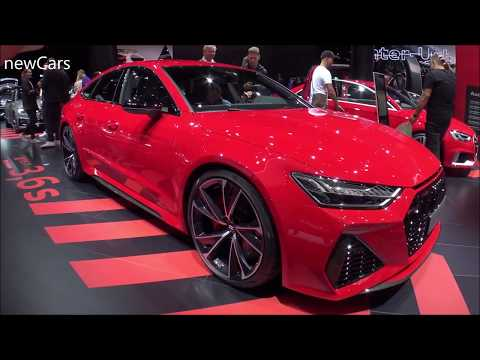 The 2020 AUDI RS 7 Sportback