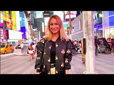 Моя дочка — модница Нью-Йорка, аутфит, ресторан, муж, юбилей