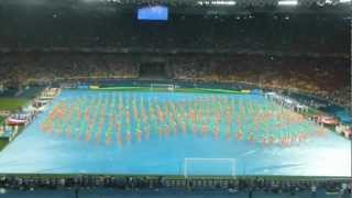 "euro 2012: Oceana - ""Endless Summer"" LIVE @ closing ceremony"