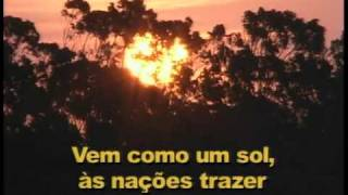 ALINE BAIXAR BARROS JESUS BRILHA MUSICA