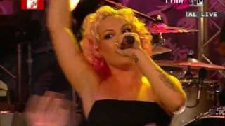 p!nk / pink Get The Party Started Live