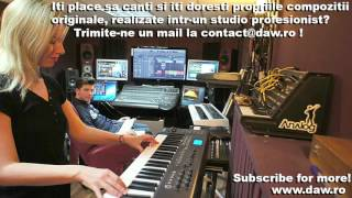 Carla's Dreams - Te rog ( Male version - Acoustic Negativ / Instrumental / Karaoke )